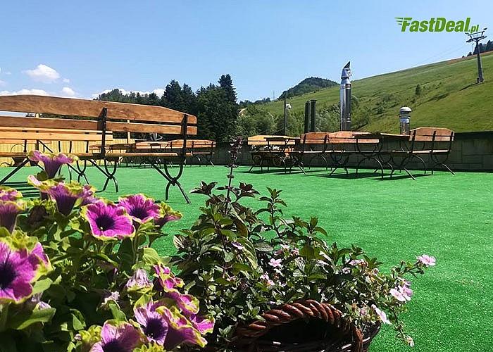 Ośrodek Rekreacyjny RYTERSKI zaprasza na aktywne lato w górach! Beskid Sądecki! Wyżywienie! SPA! Atrakcje!