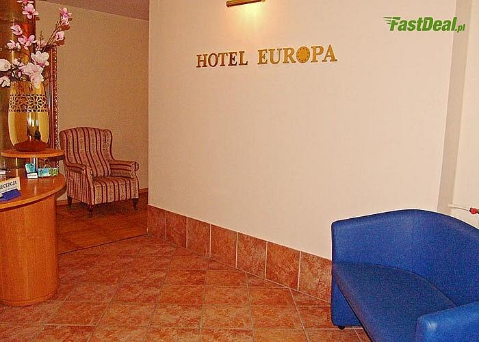 Wakacje w Jastrzębiej Górze! Hotel Europa! Śniadania! Seans w saunie! Doskonała lokalizacja! 600M od plaży!