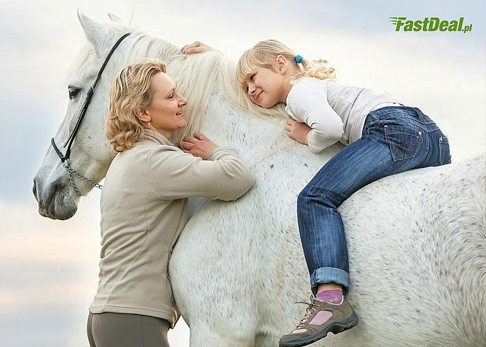 Rodzinne wakacje w siodle! Villa Andalucia! Wyżywienie! Dla dziecka 5 dni jazdy konnej! Dla opiekuna SPA! Atrakcje!