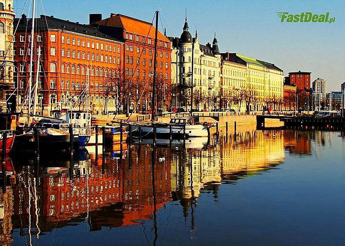 Ryga, Sztokholm, Turku, Helsinki i Tallinn! 6-dniowa wycieczka promem! 3 śniadania! Opieka pilota! Autokar LUX!