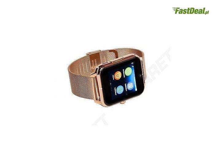 Smartwatch Garett G26 to eleganckie i funkcjonalne urządzenie dla osób ceniących wygodę połączoną z nowoczesnością