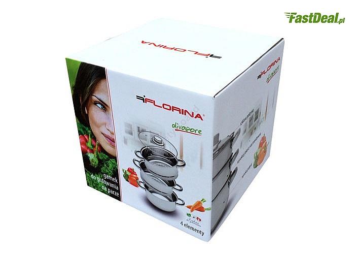 Parowar pozwala na przygotowanie zdrowej żywności z minimalą utratę witamin oraz walorów smakowych