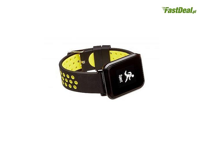 Garett Sport 17 to elegancki i modny dodatek  dla osób prowadzących zdrowy tryb życia