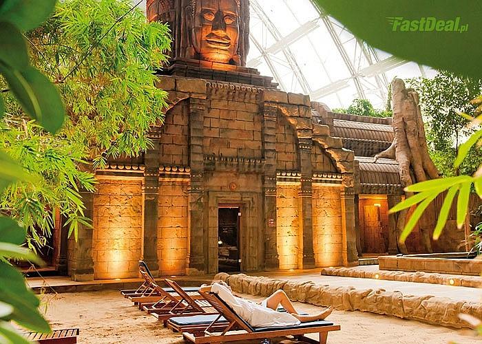 Tropical Islands! Niemcy! 3-dniowy wyjazd autokarem klasy PREMIUM! Idealny cel weekendowej podróży