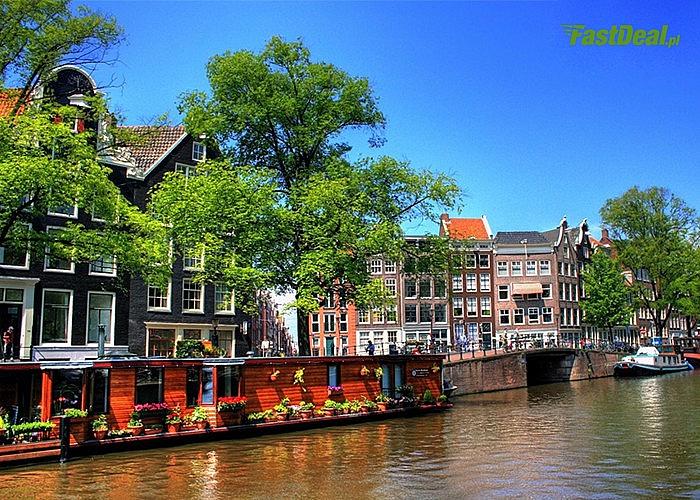 Pomysł na Weekend! Holenderskie stolice! 4-dniowa wycieczka objazdowa! Nocleg w hotelu***! Śniadanie! Opieka pilota!