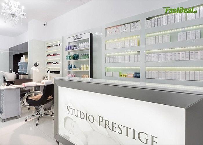 Manicure i pedicure w wybranej odsłonie. Studio Prestige przy Galerii Mokotów Warszawa!