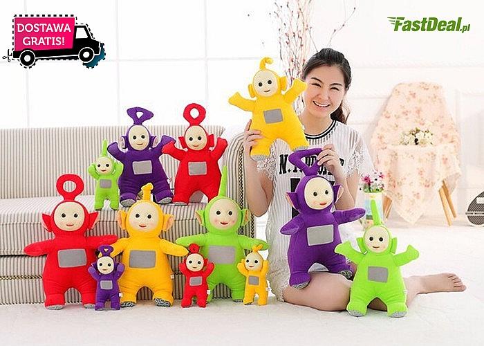 Uśmiech na buzi dziecka gwarantowany! Zbierz całą kolekcję Teletubisiów!
