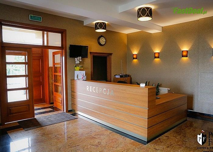 Hotel Pod Figurą***! Jeden z najbardziej malowniczo położonych obiektów na Jurze Krakowsko – Częstochowskiej!