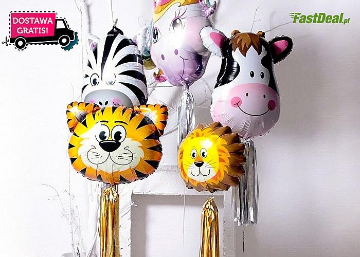 Sprawdzi się idealnie na imprezie urodzinowej, chrzcinach oraz innych przyjęciach! Oryginalna dekoracja!