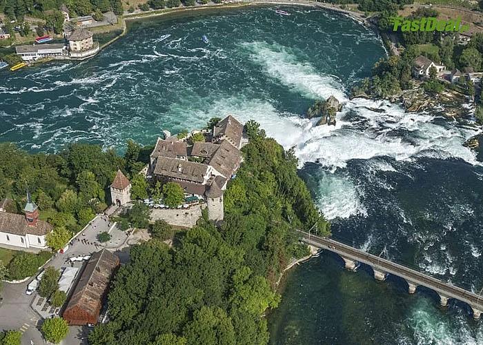 Wyspa Mainau i Wodospad Rheinfall w Szwajcarii! Niezapomniane widoki! Przejazd autokarem klasy Premium, opieka pilota!