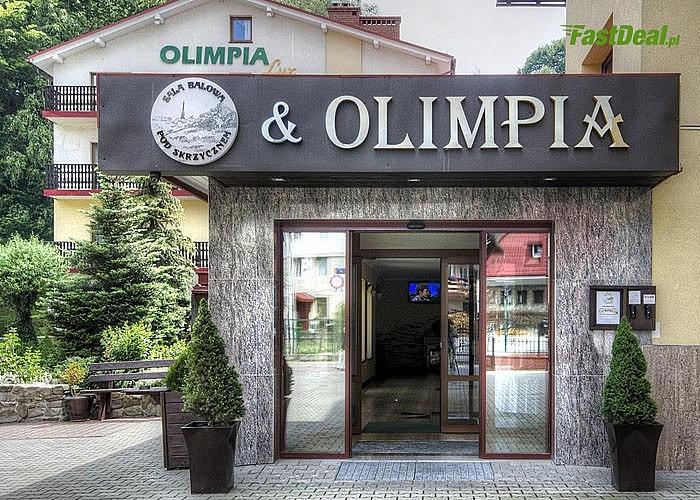 Wakacje w Kompleksie Hotelowym Olimpia Lux Resort & SPA- nielimitowany dostęp do basenu!!!!