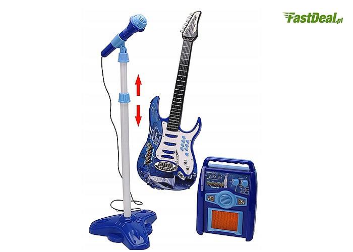 Wspaniały produkt! Ucieszy każdego małego muzyka!