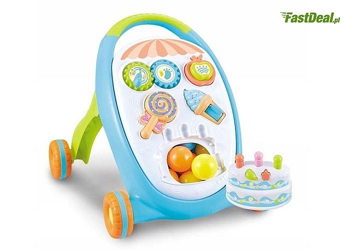 Niezwykła zabawka interakcyjna!  Spodoba się każdemu dziecku!