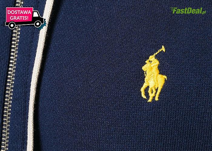 Bluza męska Ralph Lauren! Komfortowa i stylowa! Doskonała jakość! 3 kolory!