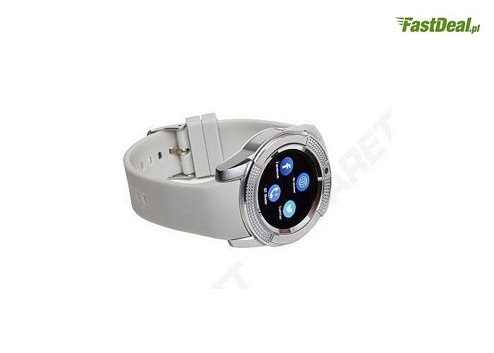 Smartwatch Garett G11 to nowoczesny zegarek, który stanie się niezastąpionym towarzyszem w codziennym funkcjonowaniu