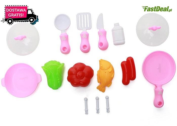 Dla małego kucharza! Kuchnia dziecięca z Myszką Mickey lub Minnie do wyboru!
