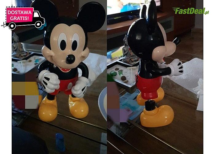Myszka Mickey! Tańczy, świeci, wydaje dźwięki