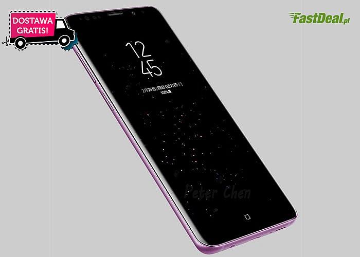Ochronna folia do Twojego Samsunga Galaxy!