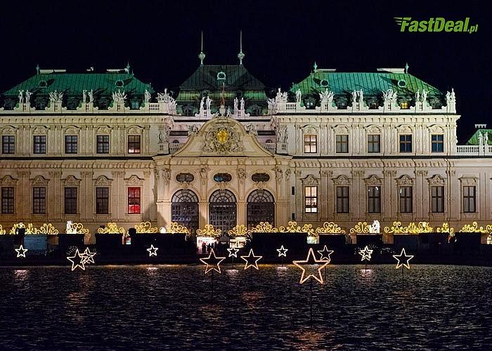 Jarmark Bożonarodzeniowy w Wiedniu! Autokar klasy LUX! Zwiedzanie! Opieka doświadczonego pilota!