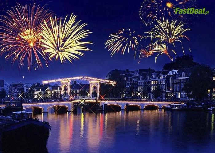 """Powitaj nowy rok w """"Wenecji Północy""""! Sylwester w Amsterdamie! Autokar klasy LUX! Opieka pilota!"""