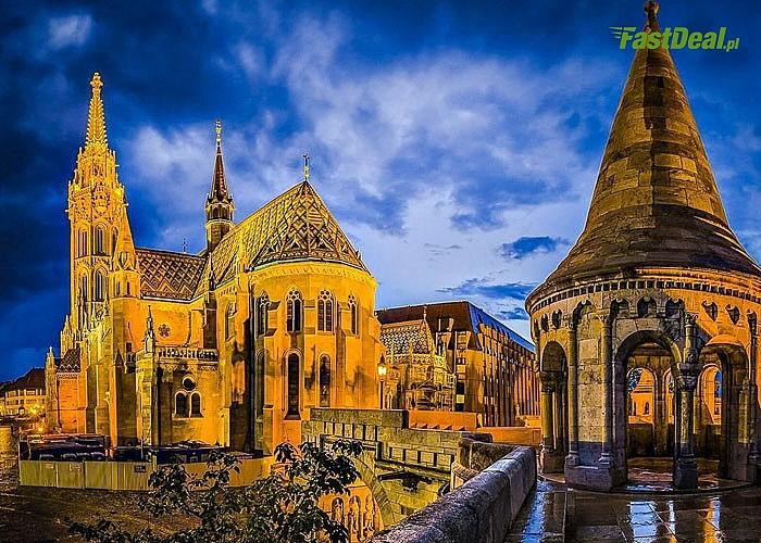 Szampańska zabawa w stolicy Węgier! Powitaj Nowy Rok na ulicach Budapesztu!