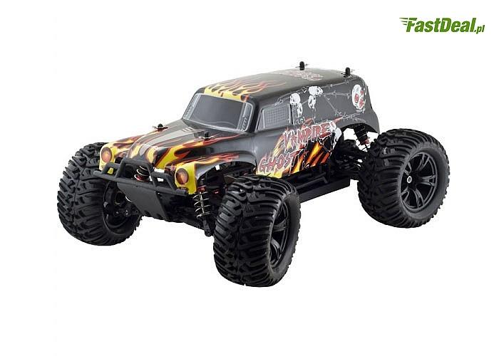 Auto elektryczne STADIUM TRUCK RTR 1:10 Off-Road! Doskonała konstrukcja! 2 modele! Doskonały na prezent!