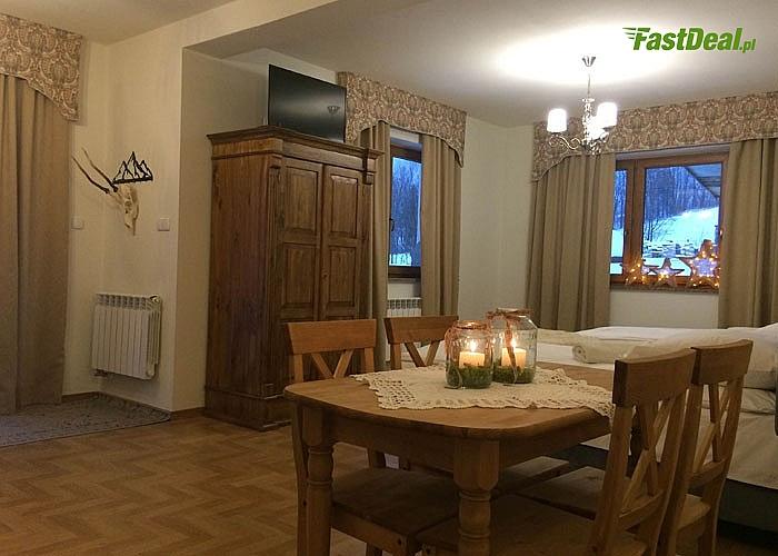 Boże Narodzenie w Tatrach! Domek w Zakopanem zaprasza do przestronnych apartamentów w ten magiczny czas!