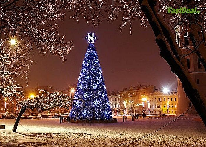 Przywitanie Nowego Roku w centrum miasta! Niezapomniany Sylwester w Wilnie.