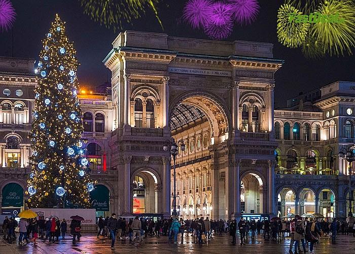Przywitaj nowy rok w stolicy mody! Sylwester w Mediolanie! Autokar klasy PREMIUM! Nocleg! Śniadanie! Pilot!
