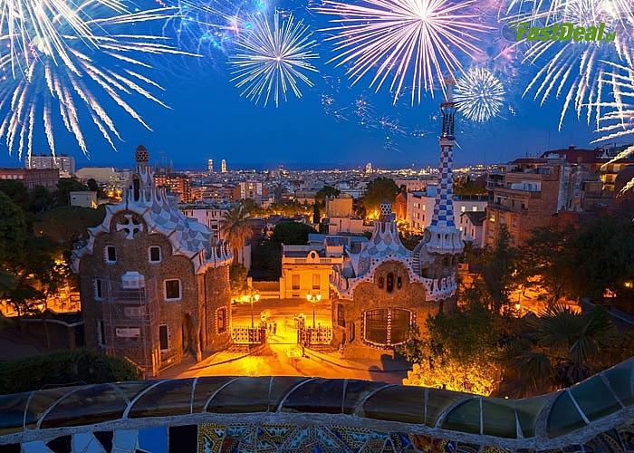 Barcelona Olee! Powitaj Nowy Rok w Hiszpańskim stylu! 5 dniowa wycieczka autokarowa z noclegiem i opieką pilota