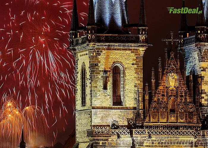 Złota Praga na Sylwestra! Wybierz się na niesamowitą wycieczkę i powitaj Nowy Rok w przepięknym czeskim mieście!