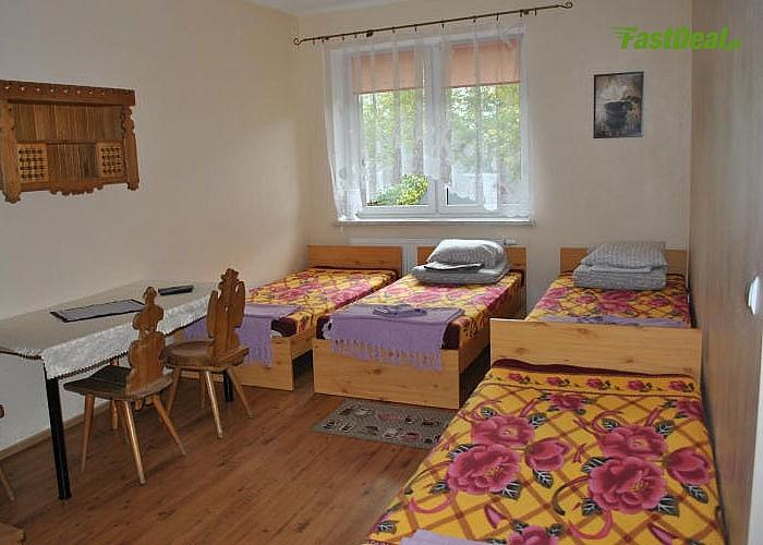 Doskonała lokalizacja i komfortowe pokoje na udany wypoczynek! Willa Skorusa w Zakopanem!