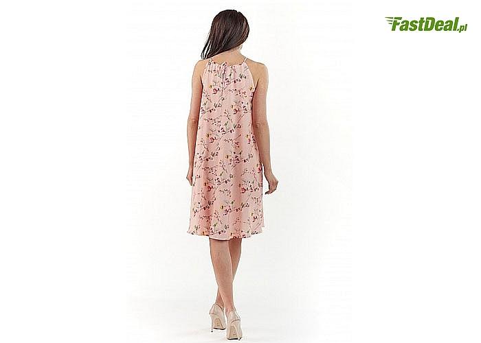Sukience Letnia,która doskonale maskuje niedoskonałości figury