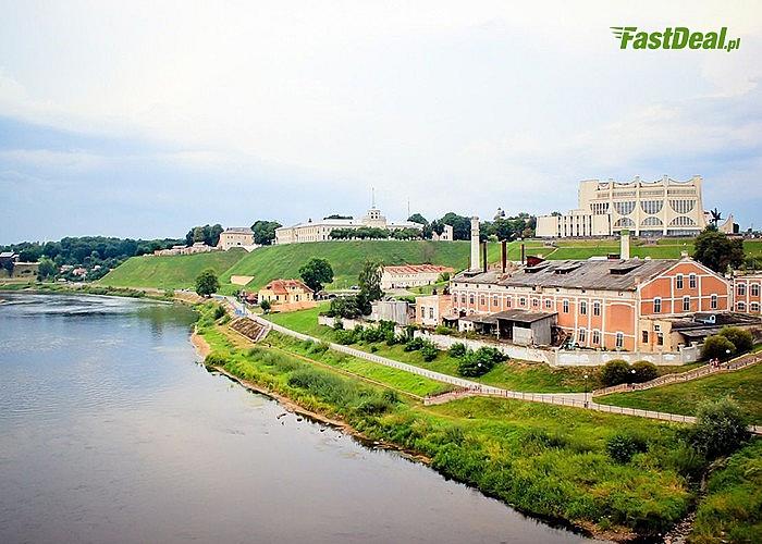 Weekendowy wyjazd do Grodna! Transport autokarem klasy LUX, opieka pilota i zestawy słuchawkowe w cenie!