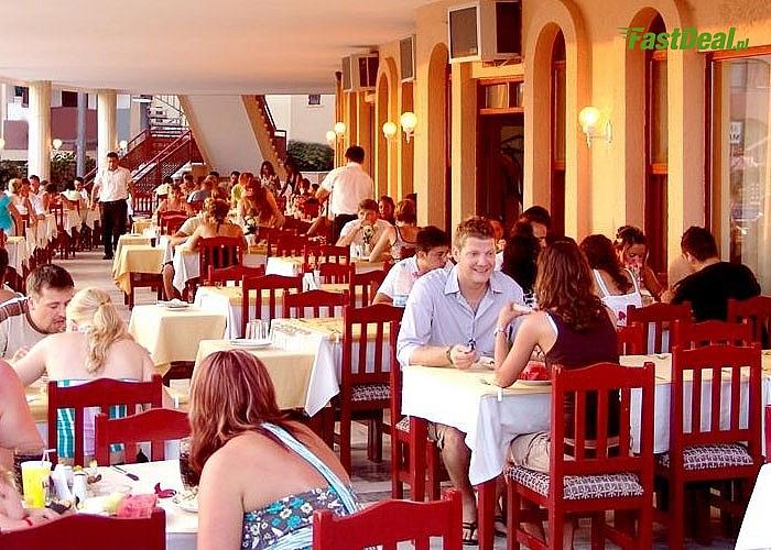 Słoneczna Turcja na 8-dniowe wakacje! Doris Aytur Hotel*** z opcją All Inclusive zaprasza na wymarzony urlop!