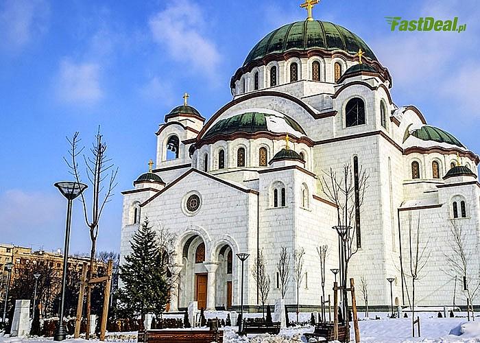 Najhuczniejszy Sylwester w Europie! Wybierz się do Belgradu i powitaj Nowy Rok z przytupem!