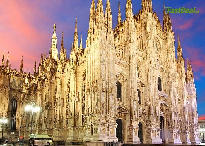 Sylwester w Mediolanie z noclegiem!  4 dniowa wycieczka autokarowa z noclegiem i opieką pilota
