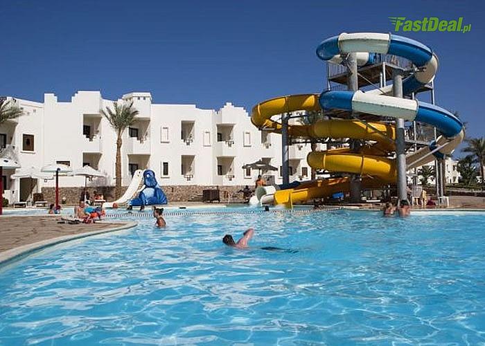 Niezapomniany urlop w Sharm El Sheikh! Red Sea SHARM RESORT na 8- dniowe wakacje All Inclusive!