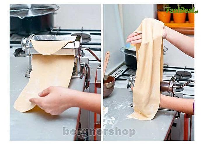 Zrób to po swojemu! Domowy makaron, pierogi czy ravioli od dziś zrobisz perfekcyjnie!