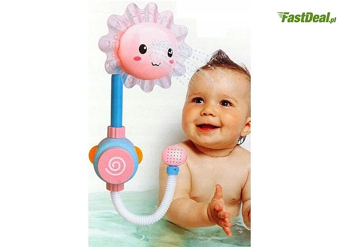 Niesamowity sposób na radosną kąpiel dziecka!