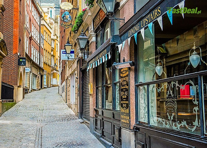 Londyn na szczycie polskiej listy przebojów! Wybierz się na objazdową wycieczkę po zakamarkach stolicy Anglii!