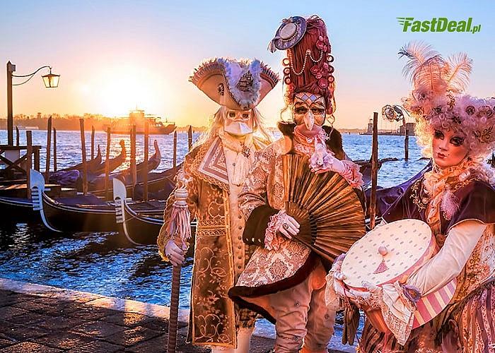 Stolica karnawału, gondolierów, złotych masek, festiwalu filmowego i niepowtarzalnego szkła murano. Karnawał w Wenecji!