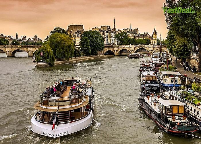 Spędź Walentynki ze swoją drugą połówką w Paryżu! Razem zwiedzicie Światową Stolicę Miłości!