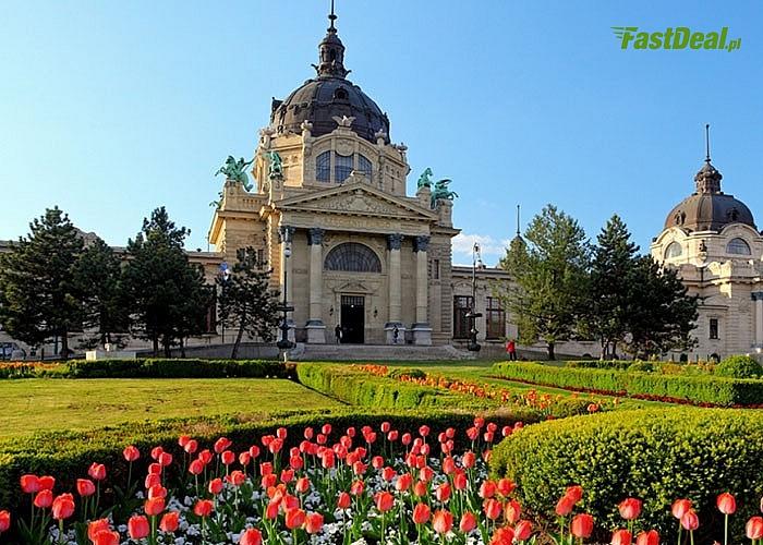 Perła Dunaju na kwietniowy wyjazd! Jarmark Wielkanocny w Budapeszcie!