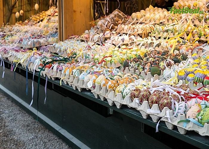 Wiedeński Jarmark Wielkanocny! Wycieczka autokarowa- zwiedzanie miasta i czas wolny na jarmarku.