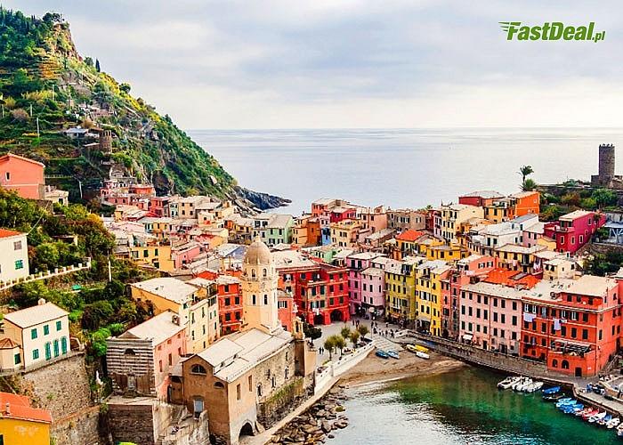 Wycieczka do Włoch Północnych- Mediolan i Cinque Terre z przewodnikiem!