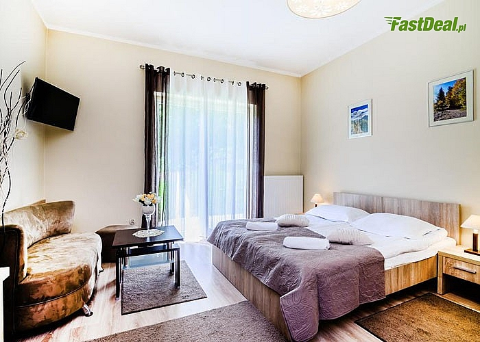 Komfortowe pobyty wiosenno letnie! Hotel Smile w Szczawnicy zaprasza na urlop!