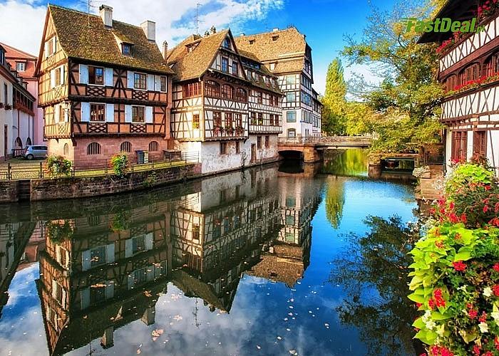 3 dniowy wyjazd autokarowy na Jarmark Wielkanocny do Strasburga i Colmar! Opieka pilota i ubezpieczenie w cenie!