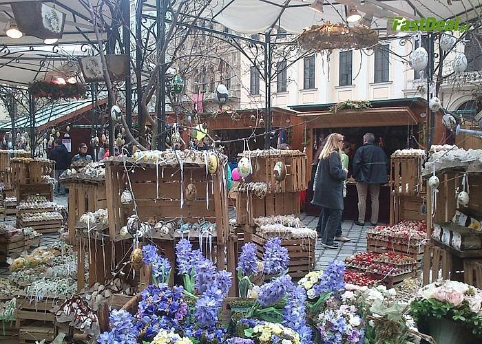 Węgierska wycieczka! Wybierz się na Jarmark Wielkanocny do Budapesztu!