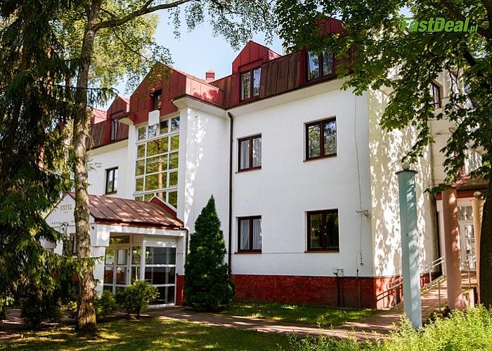 Hotel Uzdrowiskowy Konstancja***! Konstancin-Jeziorna! Pobyty z wyżywieniem! Basen solankowy! Darmowe WiFi i parking!